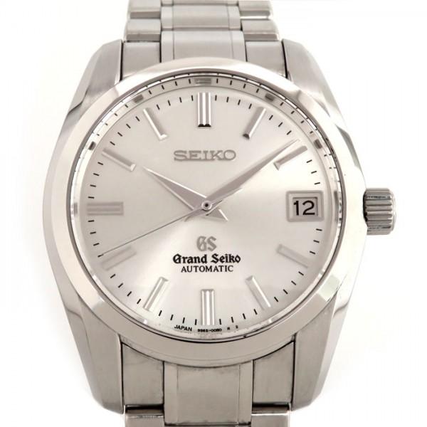 バーゲンで セイコー SEIKO グランドセイコー メカニカル SBGR051 シルバー文字盤  腕時計 メンズ, ナンデモヤ 00303b35