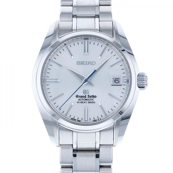 セイコー SEIKO その他 グランドセイコー マスターショップ限定モデル SBGH001 シルバー文字盤 メンズ 腕時計 【中古】