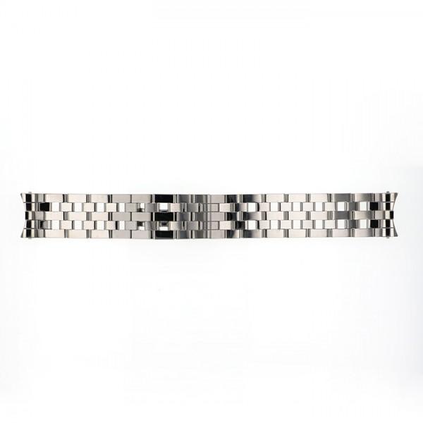 純正ストラップ STRAP ジェイコブ メタルSS 40mm用 - メンズ 替えベルト 【新品】
