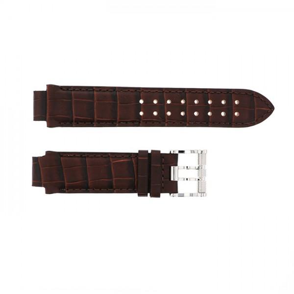 純正ストラップ STRAP アクアノウティック パラクーダ用 ブラウン カーフ 新古品 腕時計替えベルト メンズ