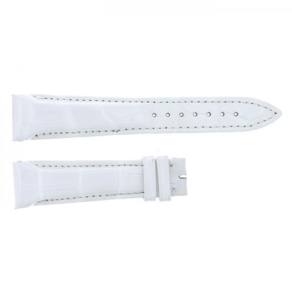 【期間限定ポイント3倍 8/2~8/9】 純正ストラップ STRAP フランク・ミュラー ホワイトクロコ 新品 腕時計替えベルト メンズ