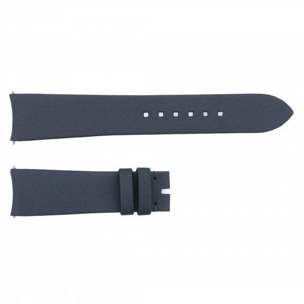 純正ストラップ STRAP ハリー・ウィンストン ブラック 新品 腕時計替えベルト レディース
