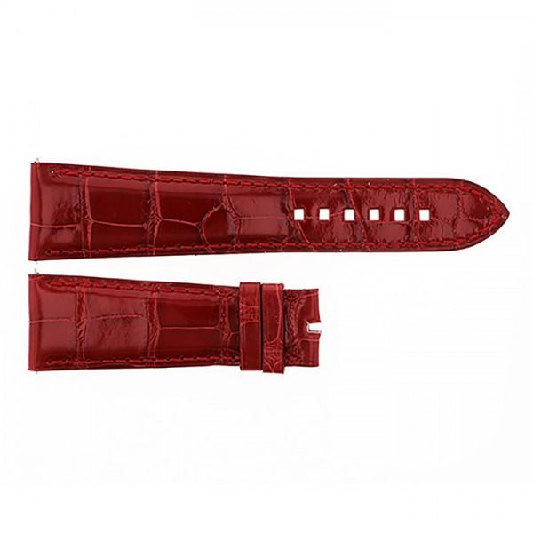 純正ストラップ STRAP ハリー・ウィンストン アヴェニューC クロノ用 レッド - メンズ 腕時計替えベルト 【新品】