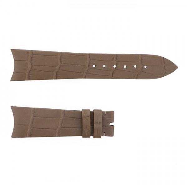 純正ストラップ STRAP オーデマ・ピゲ ミレネリー用 キャメルクロコ 新品 腕時計替えベルト メンズ