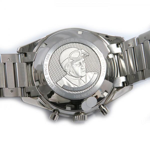 タグ・ホイヤー TAG HEUER カレラ クロノグラフ キャリバー16 CV201AK.BA0727 ブラック文字盤 メンズ 腕時計 【新品】