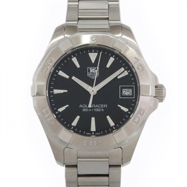 タグ・ホイヤー TAG HEUER アクアレーサー WAY1310.BA0915 ブラック文字盤 レディース 腕時計 【新品】