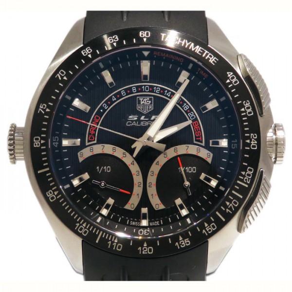 タグ・ホイヤー TAG HEUER その他 SLR キャリバーS メルセデス・ベンツ CAG7010.FT6013 ブラック文字盤 メンズ 腕時計 【新品】