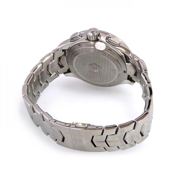 タグ・ホイヤー TAG HEUER リンク クロノグラフ CAT2011.BA0952 シルバー文字盤 メンズ 腕時計 【新品】
