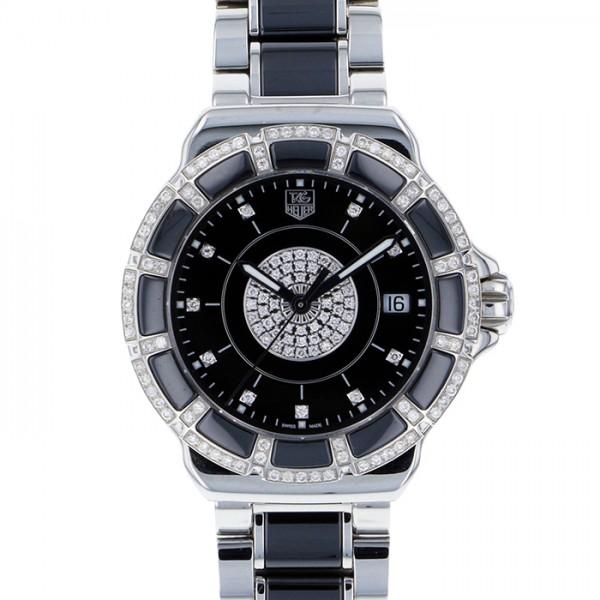 タグ・ホイヤー TAG HEUER フォーミュラ1 WAH1219.BA0859 ブラック文字盤 レディース 腕時計 【新品】