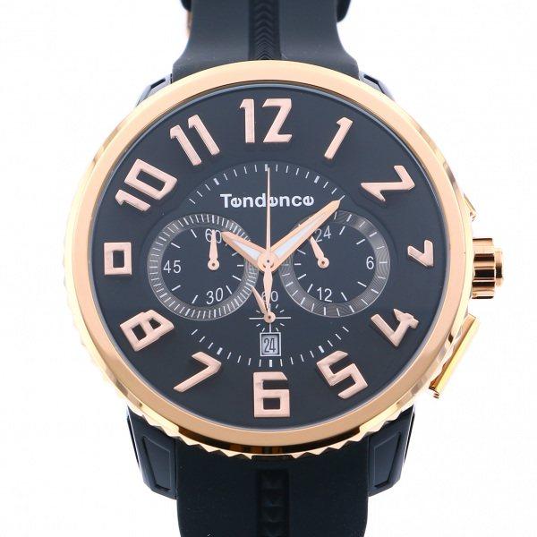 【期間限定ポイント5倍 5/5~5/31】 テンデンス TENDENCE その他 ガリバー TG046012R ブラック文字盤 メンズ 腕時計 【新品】