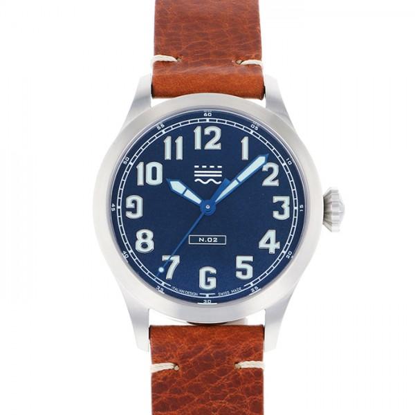 テッラ チエロ マーレ TERRA CIELO MARE アヴィオ ティーポF 世界限定20本 TC7003ACTIPOF ブラック文字盤 メンズ 腕時計 【新品】