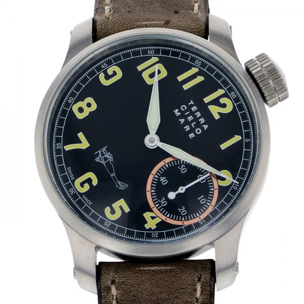 テッラ チエロ マーレ TERRA CIELO MARE その他 フェラーリン TC7044AC3PA ブラック文字盤 メンズ 腕時計 【新品】