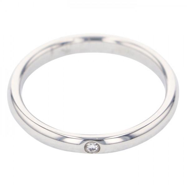 buy online a97e8 9413b リング TIFFANY ティファニー ダイヤモンドリング 【中古 ...