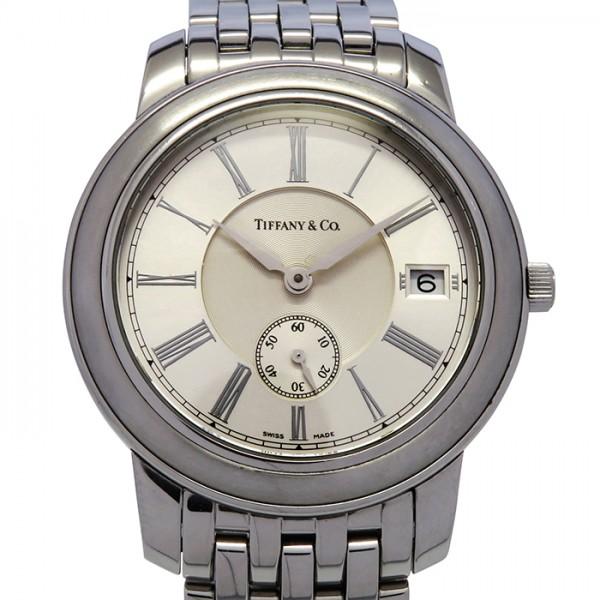 ティファニー TIFFANY その他 マークランド 90026793/W124 シルバー文字盤 メンズ 腕時計 【新古品】