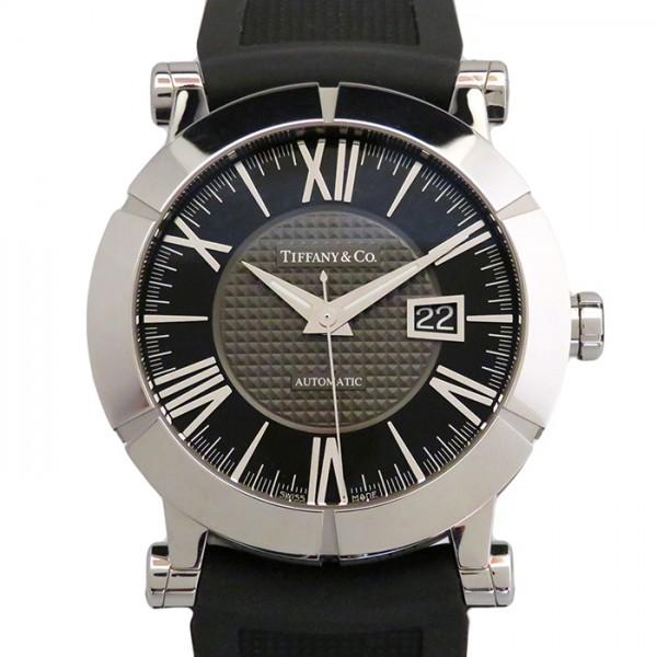【期間限定ポイント5倍 5/5~5/31】 ティファニー TIFFANY その他 アトラス ジェント Z1000.70.12A10A91A ブラック/グレー文字盤 メンズ 腕時計 【新品】