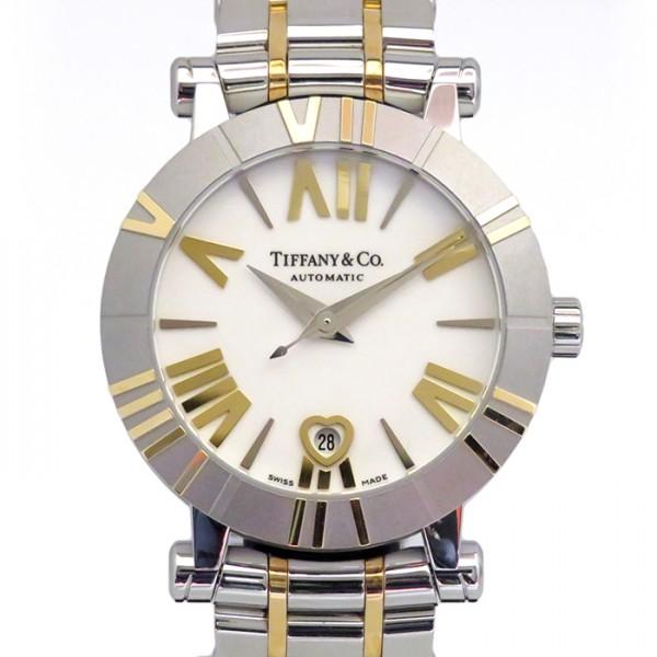 ティファニー TIFFANY その他 アトラス セラミック Z1300.68.16A20A00A ホワイト文字盤 メンズ 腕時計 【新品】