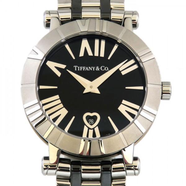 ティファニー TIFFANY その他 アトラス Z1300.11.11A10A00A ブラック文字盤 レディース 腕時計 【新品】