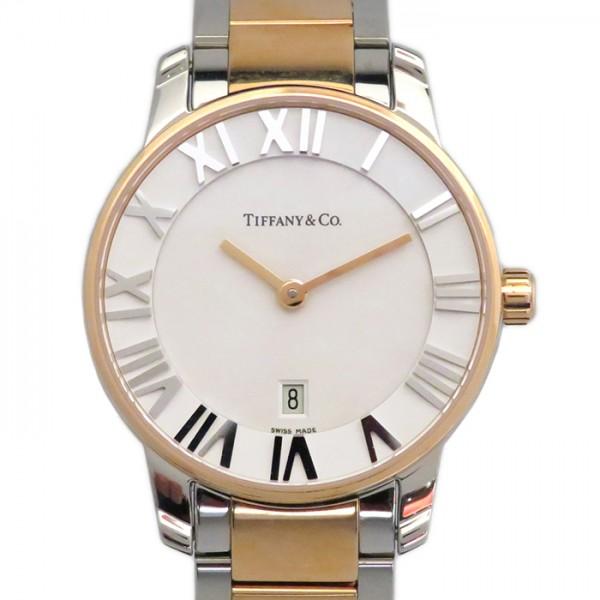 ティファニー TIFFANY その他 アトラス ドーム Z1830.11.13A21A00A ホワイト文字盤 レディース 腕時計 【新品】