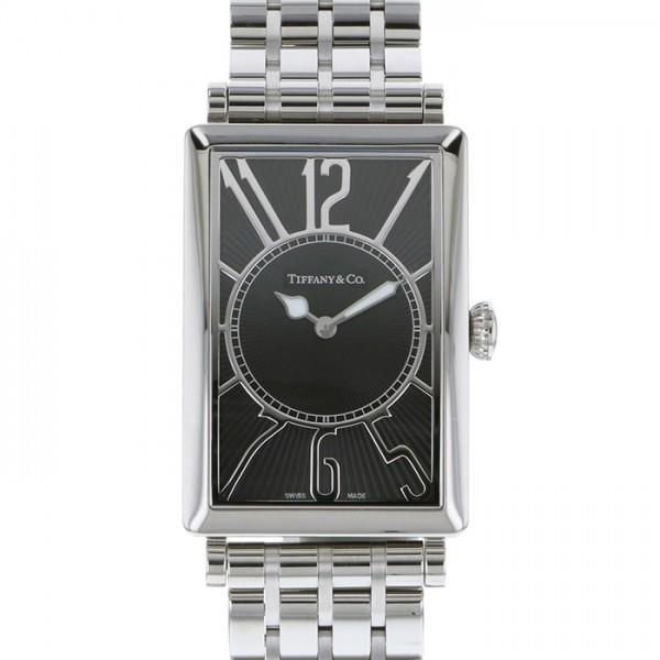 ティファニー TIFFANY その他 ギャラリー Z3002.10.10A10A00A ブラック文字盤 メンズ 腕時計 【新品】