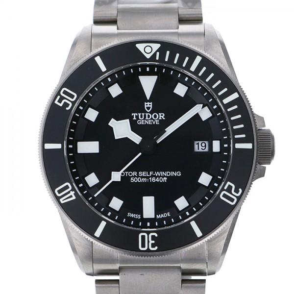 チュードル TUDOR ぺラゴス 25500TN ブラック文字盤 メンズ 腕時計 【新品】