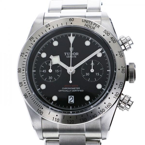 【期間限定ポイント5倍 5/5~5/31】 チューダー(チュードル) TUDOR その他 ヘリテージ ブラックベイ クロノ 79350 ブラック文字盤 メンズ 腕時計 【新品】