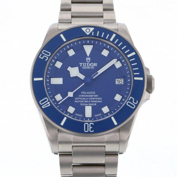 チューダー(チュードル) TUDOR その他 ぺラゴス 25600TB ブルー文字盤 メンズ 腕時計 【新品】