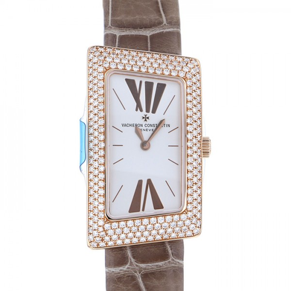 ヴァシュロン・コンスタンタン VACHERON CONSTANTIN その他 1972 スモールモデル 25515/000R-9254 ホワイト文字盤 レディース 腕時計 【新品】