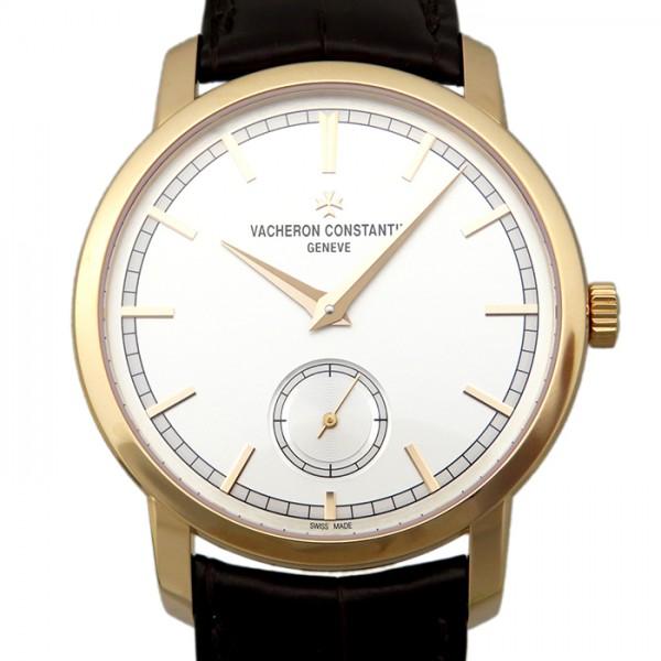 ヴァシュロン・コンスタンタン VACHERON CONSTANTIN パトリモニー トラディショナル 82172/000R-9382 シルバー文字盤 メンズ 腕時計 【新品】
