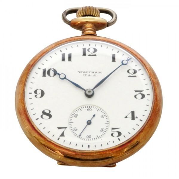 ウォルサム WALTHAM その他 懐中時計 - ホワイト文字盤 メンズ 腕時計 【アンティーク】