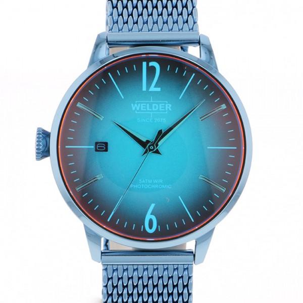 ウェルダー WELDER その他 ムーディー WRC623 アイスブルー文字盤 メンズ 腕時計 【新品】