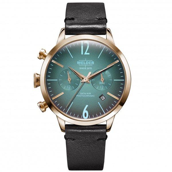ウェルダー WELDER その他 ムーディ WWRC102 グリーン文字盤 メンズ 腕時計 【新品】
