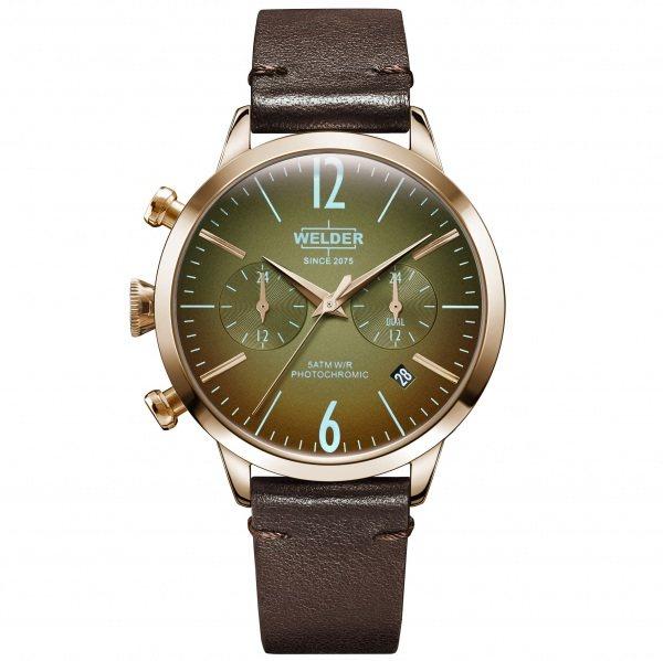 ウェルダー WELDER その他 ムーディ WWRC111 ブラウン文字盤 メンズ 腕時計 【新品】