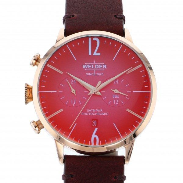 ウェルダー WELDER その他 ムーディー デュアルタイム WWRC304 マルチカラー文字盤 メンズ 腕時計 【新品】