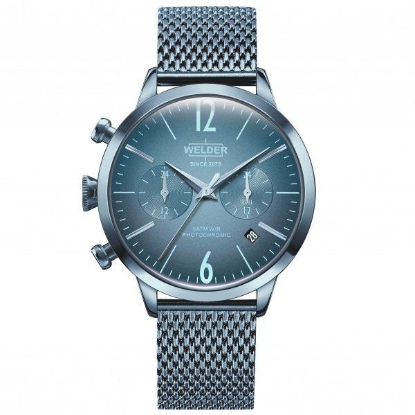 ウェルダー WELDER その他 ムーディ WWRC612 グリーン文字盤 メンズ 腕時計 【新品】