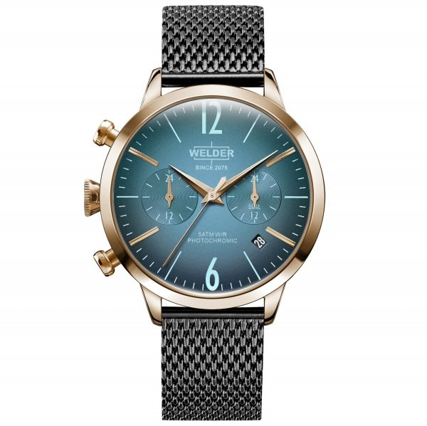 ウェルダー WELDER その他 ムーディ WWRC636 グリーン文字盤 メンズ 腕時計 【新品】