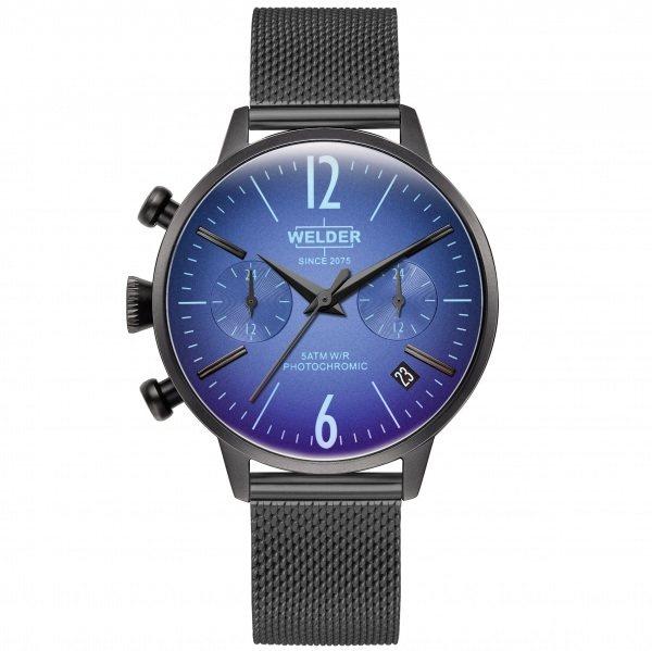 ウェルダー WELDER その他 ムーディー WWRC710 ブルー文字盤 メンズ 腕時計 【新品】