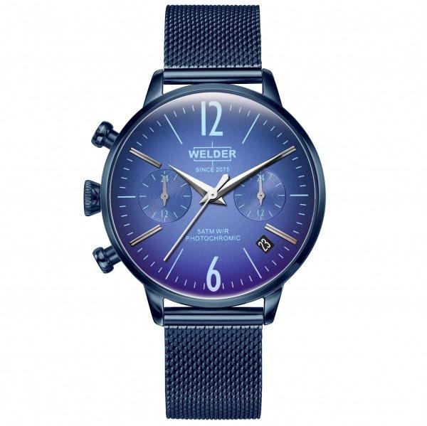 ウェルダー WELDER その他 ムーディー WWRC712 ブルー文字盤 メンズ 腕時計 【新品】