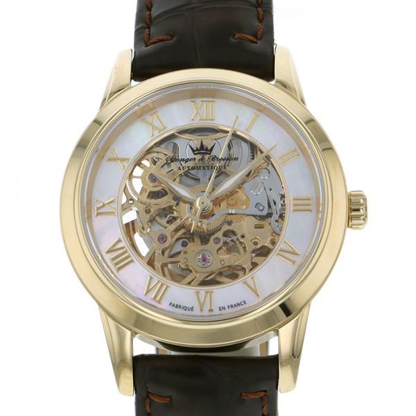 ヨンガー&ブレッソン YONGER&BRESSON その他 ソミュール YBD8525-33 ホワイト文字盤 メンズ 腕時計 【新品】