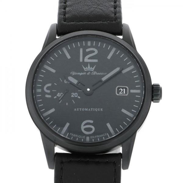 ヨンガー&ブレッソン YONGER&BRESSON その他 イクストレーム YBH8352-13 ブラック文字盤 メンズ 腕時計 【新品】