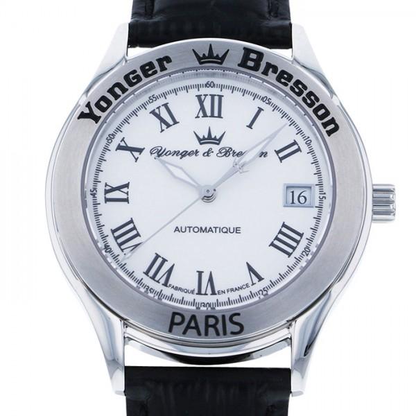 ヨンガー&ブレッソン YONGER&BRESSON その他 ルーブル YBH8542-02 ホワイト文字盤 メンズ 腕時計 【新品】