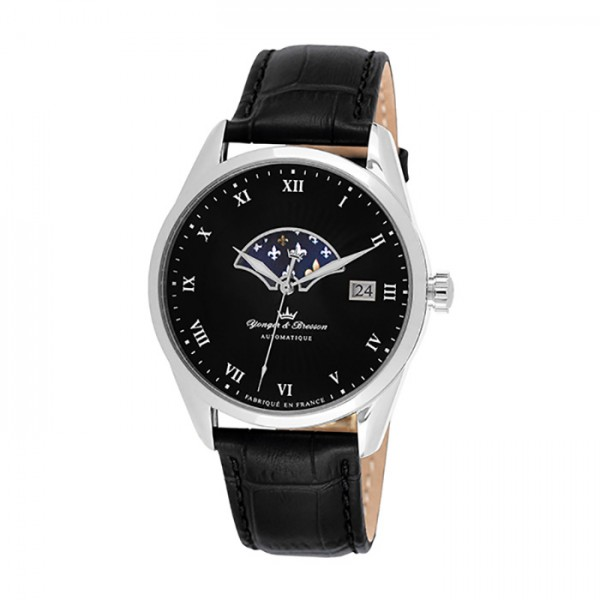 ヨンガー&ブレッソン YONGER&BRESSON その他 シャンティ YBH8545-01 ブラック文字盤 メンズ 腕時計 【新品】