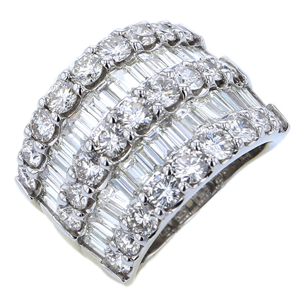PT900 ダイヤモンド リング 記念品 海外 ブランド セット お祝 出産内祝 子どもの日 祝成人 名入れ