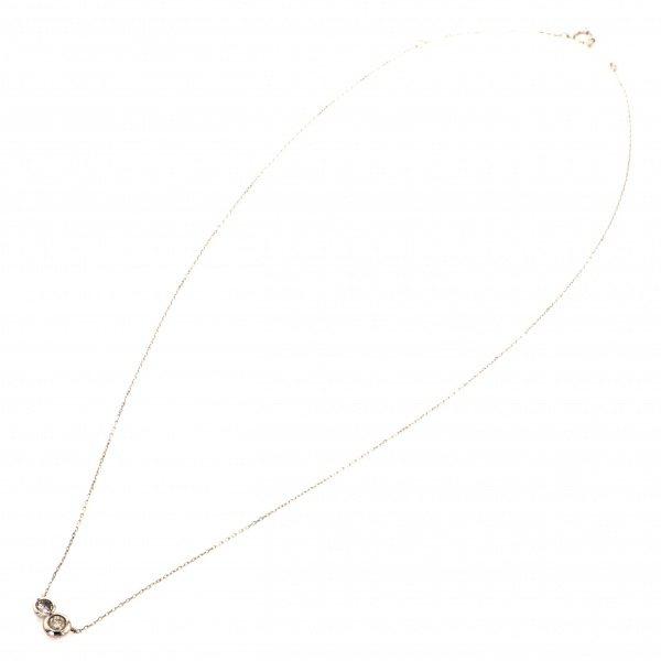 ユキザキセレクトジュエリー YUKIZAKI SELECT JEWELRY ネックレス ペンダント K18WG ダイヤモンド ネックレスレディース ジュエリー新品nk80PwO