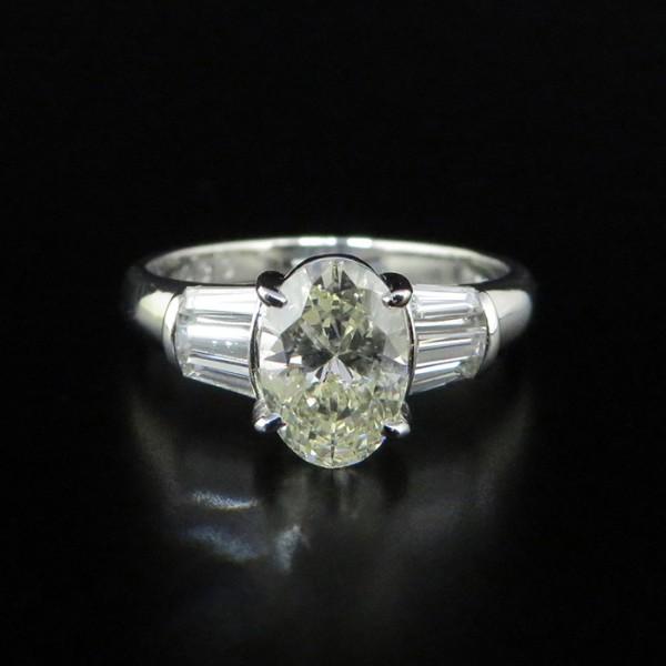 PT900 ダイヤモンド リング ポイント5倍 要エントリー メーカー再生品 国内正規品