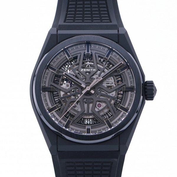 ゼニス ZENITH その他 デファイ クラシック 49.9000.670/77.R782 ブラック文字盤 メンズ 腕時計 【新品】