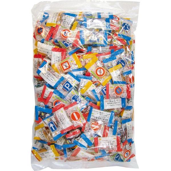 (本州送料無料)交通安全キャンディ1kg 10入