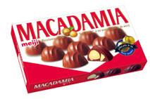 (本州一部送料無料) 明治 マカダミアチョコレート (10×8)80入 (ケース販売) #