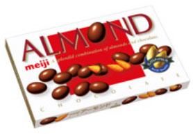 (本州送料無料) 明治 アーモンドチョコ大箱 (6×6)36入 (ケース販売) #