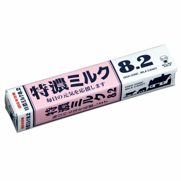 (本州送料無料) 味覚糖 特濃ミルク82スティック (10×12)120入