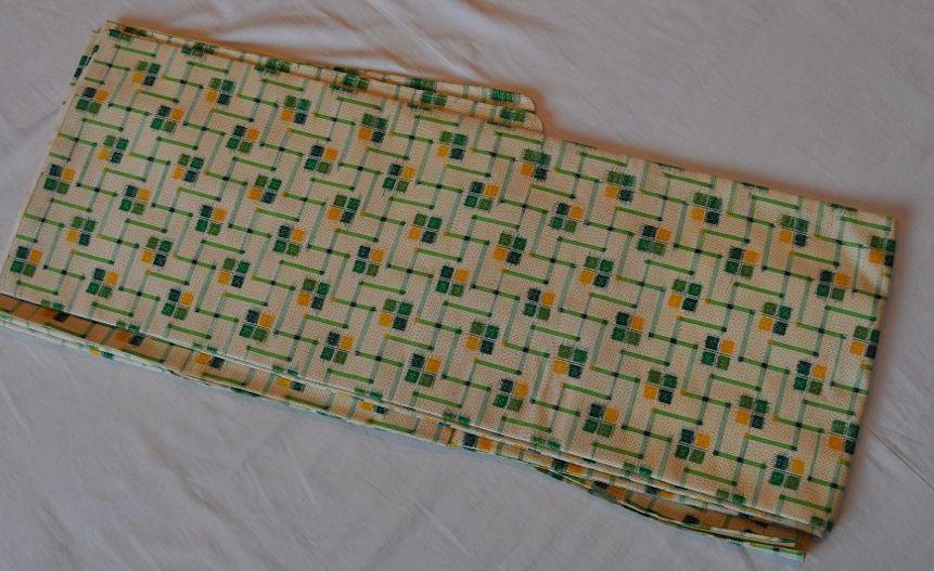 ki7**正絹 日本製手縫い/民芸手織り越後紬♪/約166cmくらいまでの女性へ【送料無料】